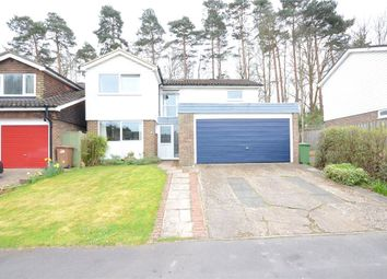 Thumbnail 4 bed detached house for sale in Octavia, Bracknell, Berkshire