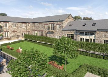 Thumbnail 2 bed barn conversion for sale in The Courtyard, Duporth, St. Austell, Cornwall