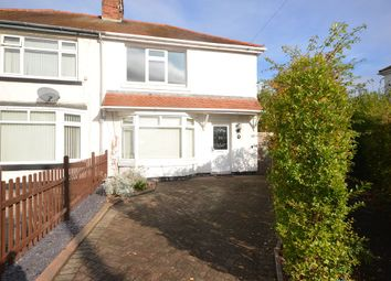 Thumbnail 2 bed semi-detached house to rent in Pear Tree Avenue, Crewe