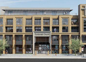 Kingston Road, London SW20. 1 bed flat