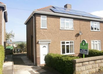 Thumbnail 2 bed semi-detached house to rent in Swalwell Close, Prudhoe
