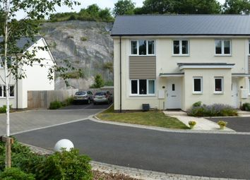 Thumbnail 3 bed semi-detached house to rent in Boston Close, Oreston, Plymouth