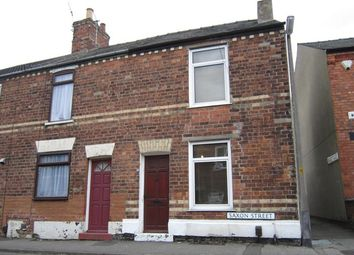 Thumbnail 1 bed end terrace house to rent in Saxon Street, Lincoln
