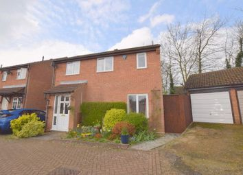 Thumbnail 3 bed detached house for sale in Travell Court, Bradwell, Milton Keynes