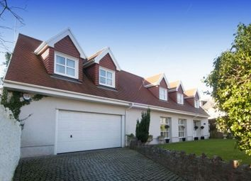 Thumbnail 4 bed detached house for sale in Whitewall, Groves Avenue, Langland