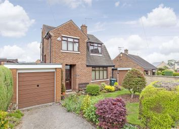 Thumbnail 3 bed detached house for sale in Cross Lane, Dronfield