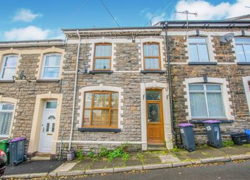 Thumbnail 3 bed terraced house for sale in John Street, Griffithstown, Pontypool