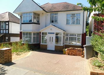 Thumbnail 5 bedroom detached house for sale in Corringham Road, Wembley, Middlesex