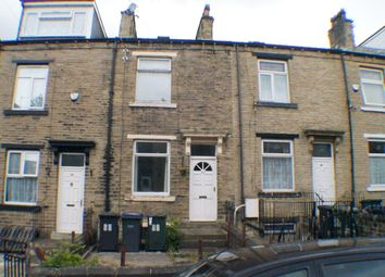 Thumbnail 3 bed terraced house to rent in Sydenham Place, Bradford