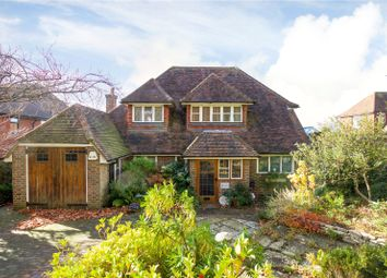 Thumbnail 4 bed detached house for sale in The Green, Hove, East Sussex