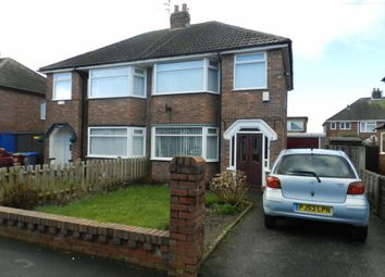 Thumbnail 3 bed semi-detached house for sale in Birkdale Avenue, Blackpool