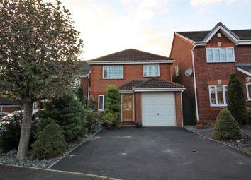Thumbnail 3 bedroom detached house for sale in Ebor Close, Ash Brake, Swindon