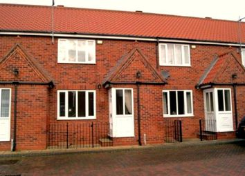 Thumbnail 2 bed terraced house to rent in Wiles Court, Beverley