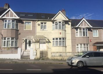 Thumbnail 1 bedroom flat for sale in Flat 2, 37 Peverell Park Road, Plymouth, Devon