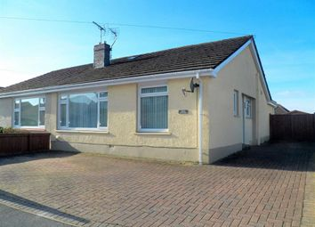 Thumbnail 3 bed property for sale in Greenhill Crescent, Haverfordwest
