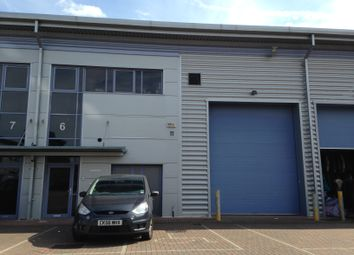 Thumbnail Warehouse to let in Trade City, Brooklands, Weybridge