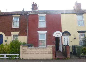Thumbnail 2 bedroom terraced house for sale in Ordnance Road, Great Yarmouth