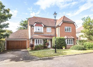 Thumbnail 4 bedroom detached house to rent in Copperfields, Caversham, Reading