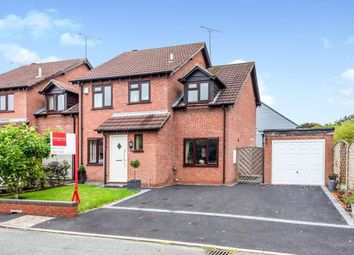 4 bed detached house for sale in Furlong Close, Weston, Stafford, Staffordshire ST18