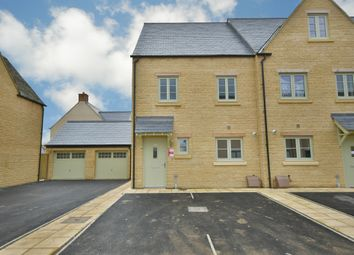 Thumbnail 3 bedroom semi-detached house for sale in Quercus Road, Tetbury