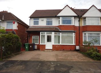 Thumbnail 3 bed semi-detached house for sale in Lynton Drive, Prestwich