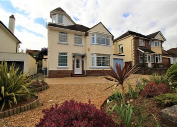 Thumbnail 4 bed detached house for sale in Barcombe Road, Preston, Paignton