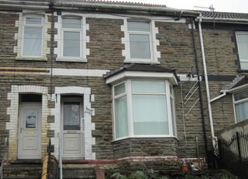 Thumbnail 3 bed terraced house for sale in Queens Road, New Tredegar