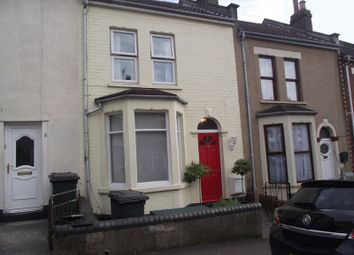 Thumbnail 2 bed terraced house to rent in Coleridge Road, Eastville, Bristol