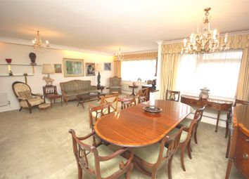 Thumbnail 3 bed flat for sale in Cranmer Court, Wickliffe Avenue, Finchley