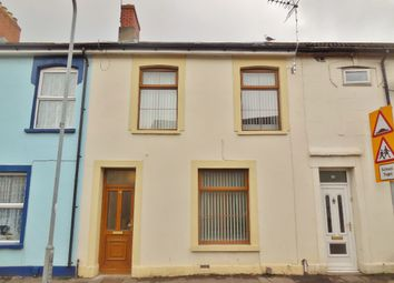 Thumbnail 4 bedroom terraced house to rent in Planet Street, Adamsdown, Cardiff