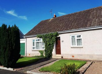 Thumbnail 4 bedroom detached bungalow for sale in Lennel Mount, Coldstream