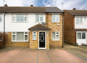 Thumbnail 4 bedroom semi-detached house for sale in Austin Road, Luton