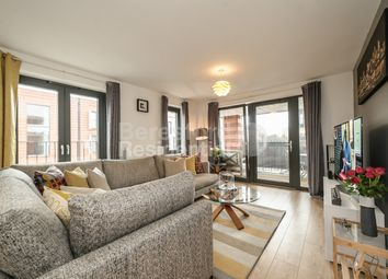 Akerman Road, Brixton SW9. 3 bed flat for sale