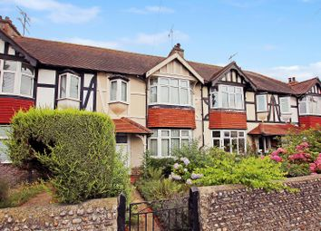 Thumbnail 3 bed terraced house for sale in South Farm Road, Broadwater, Worthing