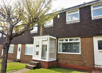 Thumbnail 3 bedroom terraced house for sale in Trevarren Drive, Sunderland