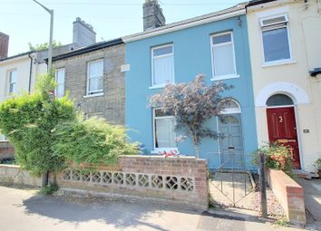 Thumbnail 3 bedroom terraced house for sale in Grosvenor Road, Norwich