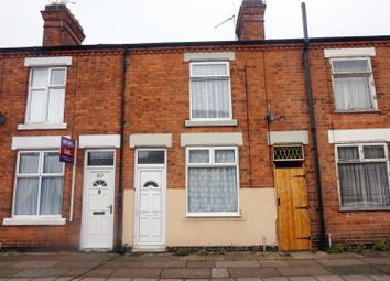 Thumbnail 3 bedroom terraced house for sale in Lothair Road, Leicester