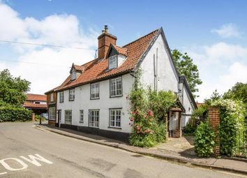 Thumbnail 2 bed semi-detached house for sale in East Harling, Norwich, Norfolk