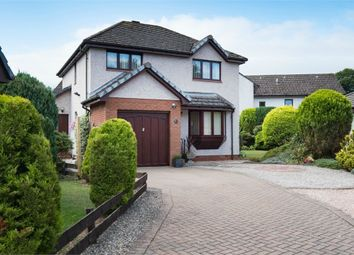 Thumbnail 4 bed detached house for sale in Mitchell Drive, Brechin, Angus