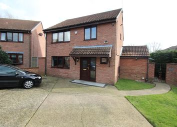 Thumbnail 3 bedroom detached house for sale in Turnberry Close, Lowestoft