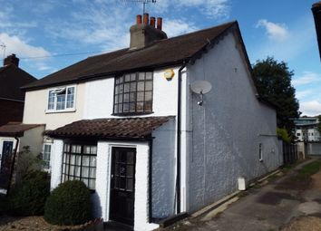 Thumbnail 2 bed cottage to rent in Cromwell Road, Warley, Brentwood