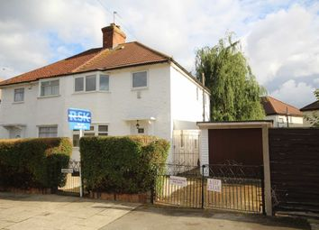 Thumbnail 3 bed property for sale in Highfield Road, London