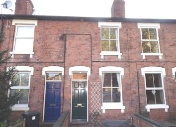 Thumbnail 3 bed terraced house to rent in Portland Street, Worcester