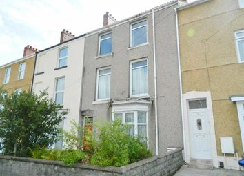 Thumbnail 6 bed terraced house for sale in Brunswick Street, Swansea