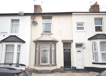 Thumbnail 3 bed terraced house for sale in Belmont Avenue, Blackpool