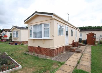 Thumbnail 1 bedroom mobile/park home for sale in Bluebell Woods Park, Broad Oak, Canterbury