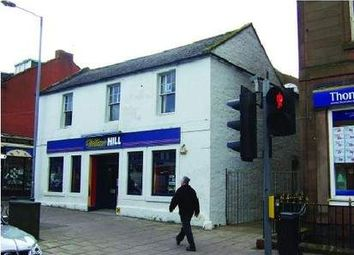Thumbnail Retail premises to let in High Street, Annan