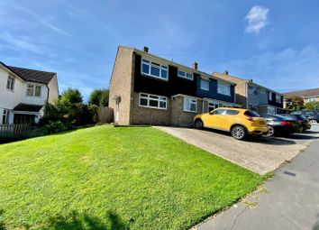 Thumbnail Semi-detached house for sale in Holbeck Lane, Cheshunt, Waltham Cross