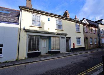 Thumbnail 4 bed maisonette for sale in Market Street, Buckfastleigh, Devon