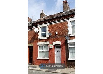 Thumbnail 3 bed terraced house to rent in Andrew St, Liverpool